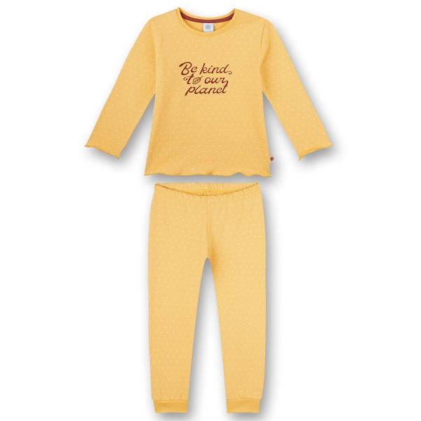 Sanetta Pyjama lang Mäd.Punkte Be Kinds