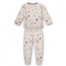 Sanetta Pyjama lang Mäd.Herbstmotive