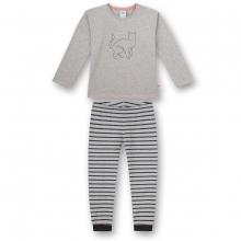 Sanetta Pyjama lang Mäd. Katze