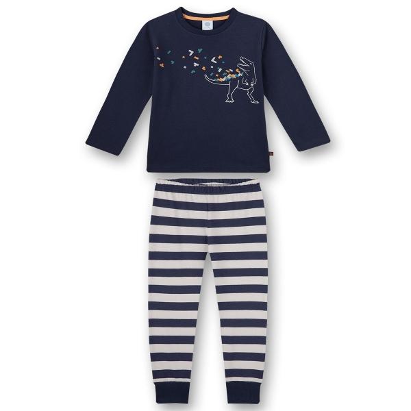Sanetta Pyjama lang Ju.Dinosaurier