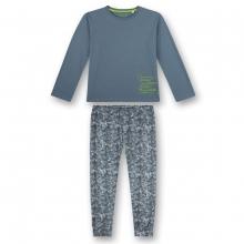 Sanetta Pyjama lang Ju.Schrift unten