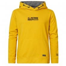Petrol Hoodie yellow
