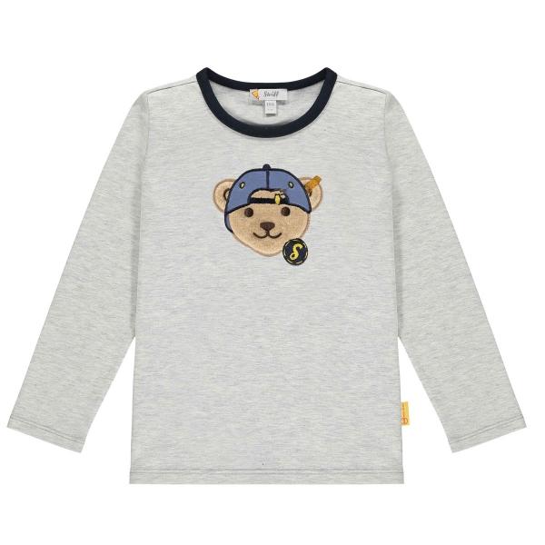 Steiff Shirt lg.Arm Ju. Basecap