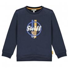 Steiff Sweatshirt Ju.Logo Print