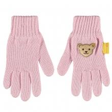 Steiff Strick Finger-Handschuhe Mäd.