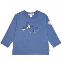 Steiff Baby Shirt lg.Arm Ju.Ball Igel