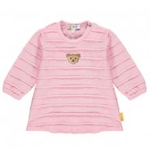 Steiff Baby Shirt lg.Arm Mäd.Ringeloptik