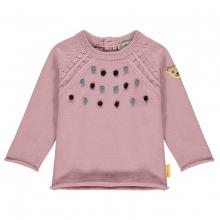Steiff Baby Pullover Mäd.Knötchen