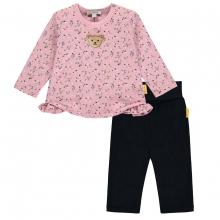 Steiff Baby Set Leggings+Shirt lg.Arm