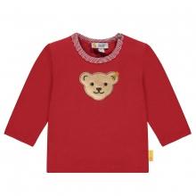 Steiff Baby Shirt lg.Arm Ju.Ringelhals