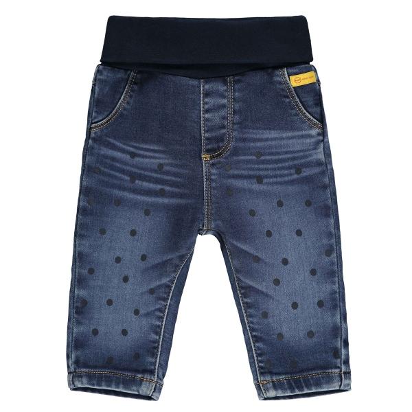 Steiff Baby Jeans Mäd.Wirk Punkte