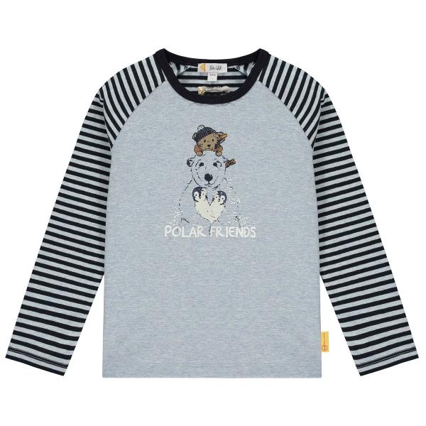 Steiff Shirt lg.Arm Ju.Polar Friends