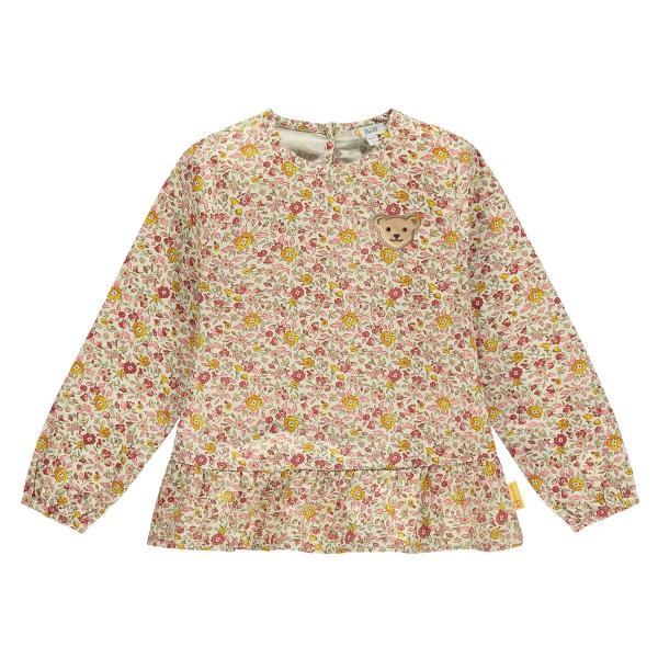 Steiff Blusen-Tunika Blütenmuster