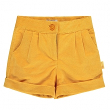 Steiff Cord Shorts Mäd.Bundfalten