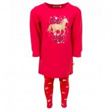 Salt & Pepper Pyjama Pferdmotiv