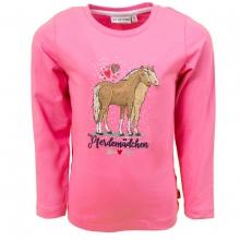 Salt & Pepper Shirt lg.Arm Pferdemädchen