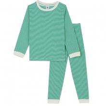 Petit Bateau Pyjama lang Ringel Beutel