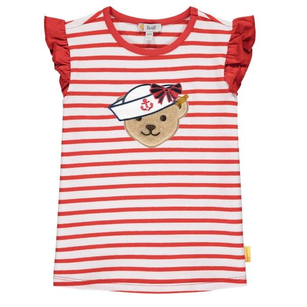 Steiff Shirt Mäd.o.Arm Matrosenhut Ringe