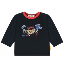 Steiff Baby Shirt Ju.lg.Arm Fishing Baer