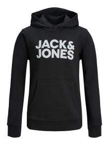 Jack & Jones Hoody Logo Kapuze Tasche