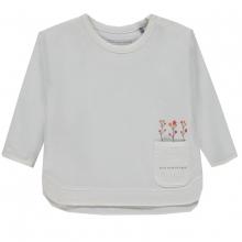 Bellybutton Shirt lg.Arm Mäd.Blumentasch