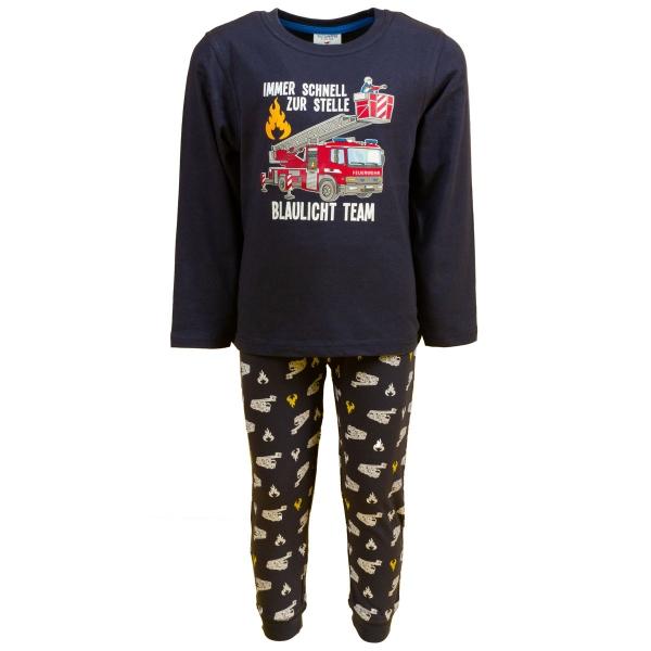 Salt & Pepper Pyjama Ju.Feuerwehr