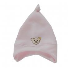 Steiff Fleece Basic Mütze Knoten