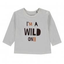 Bellybutton Shirt lg.Arm Ju.I`am a wild