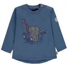 Mother Nature Shirt lg.Arm Wildtiere