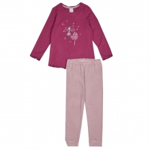 S`Oliver Pyjama Mäd.lang Elfe
