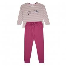 S`Oliver Pyjama Mäd.lang I Love....