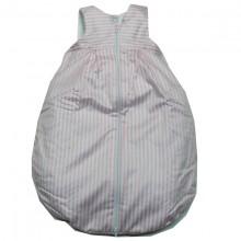 TAVO Frottee Schlafsack breiter Streifen