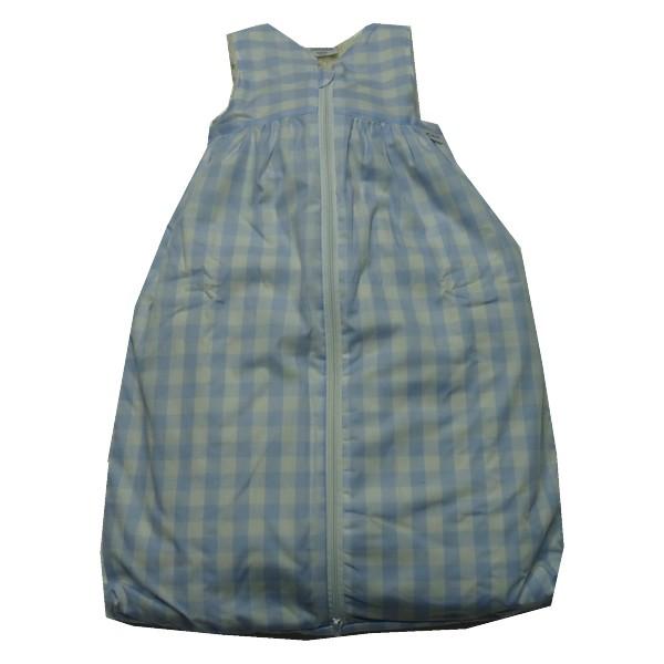 TAVO Schlafsack Teddyfutter großes Karo