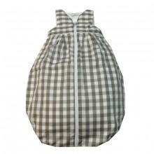 TAVO Frottee Schlafsack großes Karo